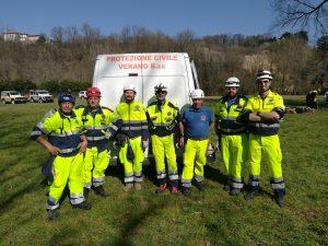 protezione civile verano